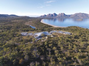 Saffire Overview (Source: http://www.saffire-freycinet.com.au/media)