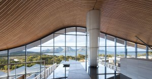 Saffice Hotel Entrance (Source: http://www.saffire-freycinet.com.au/media)